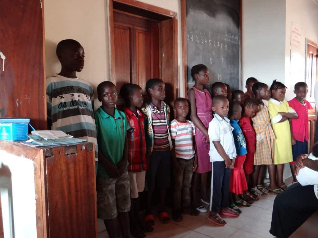 Kinderen in Congo
