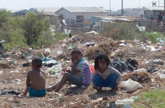 Kinderen in Afrika