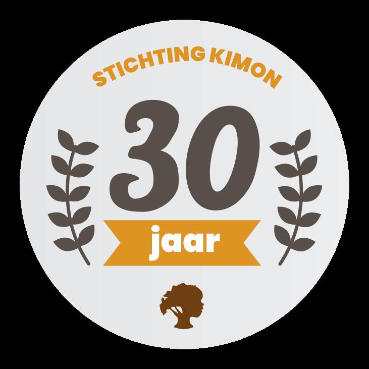 Kimon 30 jaar
